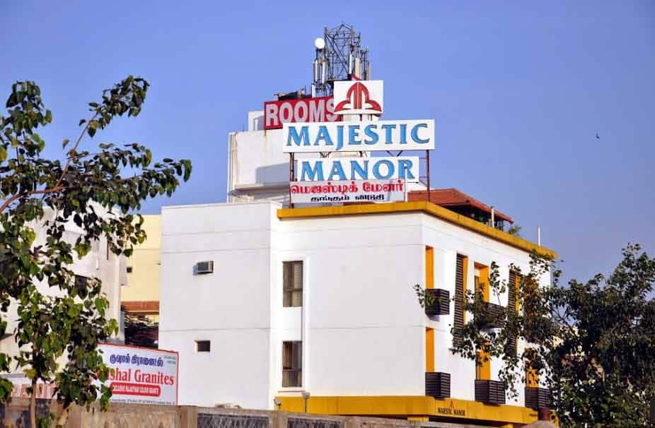 Majestic Manor, Arumbakkam, Majestic Manor